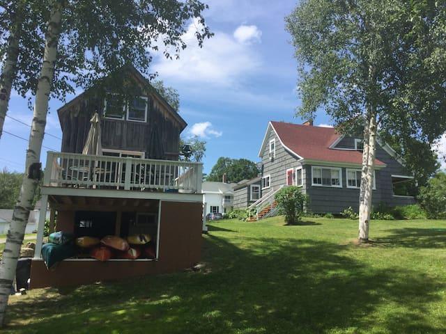 Island Pond Lake House