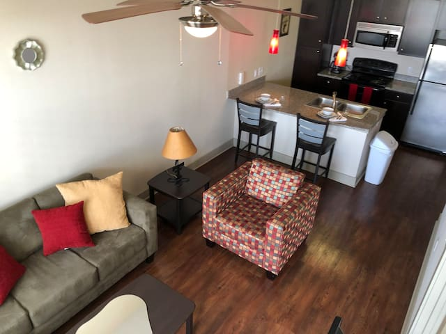 Overton Apartment (Walking Distance To Stadium)