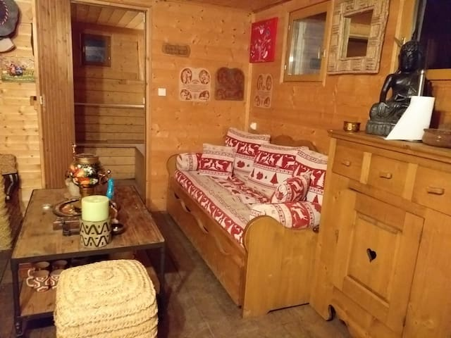 Wooden Cabin for rural tourism