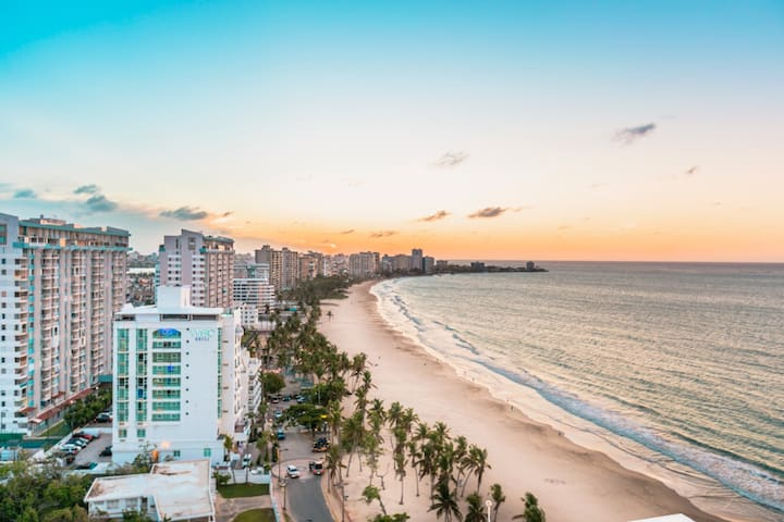 The View at Isla Verde | Oceanfront Penthouse | Breathtaking Views