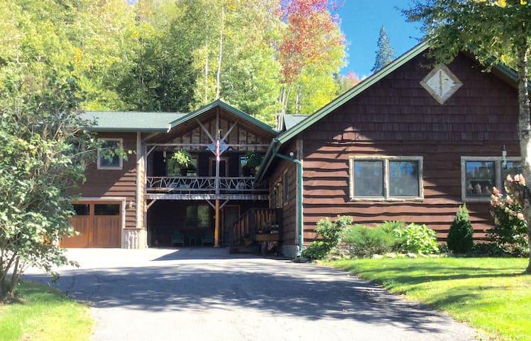 Charming studio, perfect location - Lake Placid - Apartamento