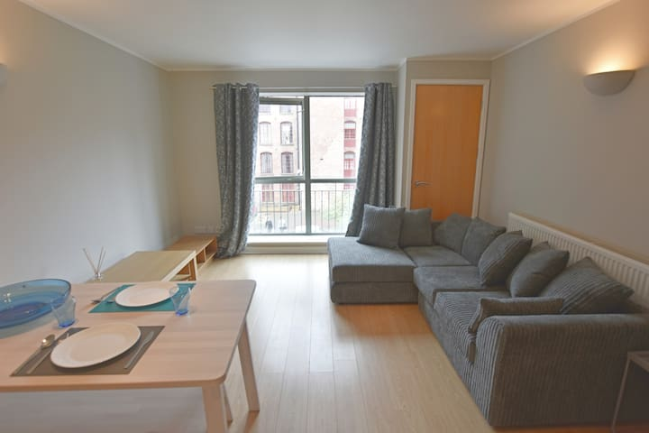 Centrally located apartment close to amenities