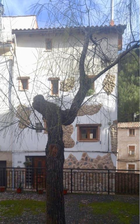 Casita de Noah, vivienda turística en Arnedillo