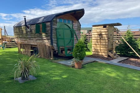 Chez la Baggins - The Anglesey Hobbit House
