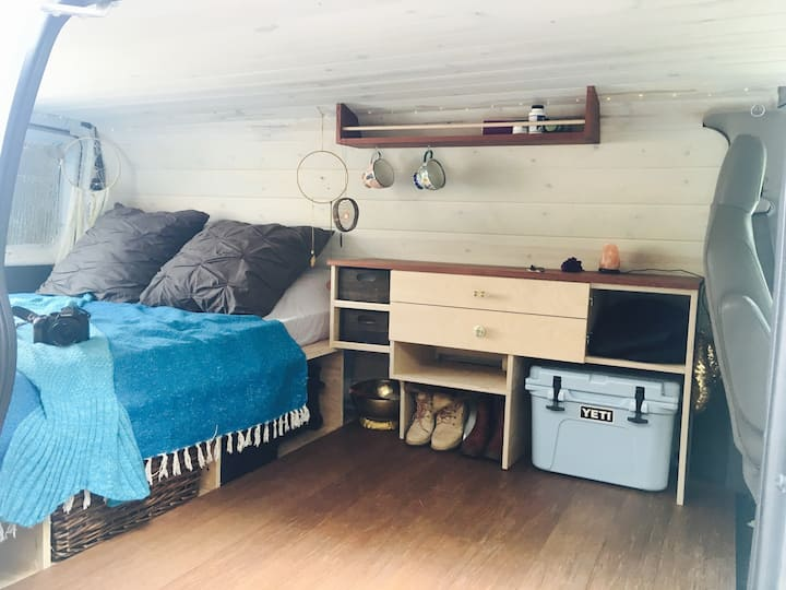 Camper Van Conversion Roadtrip