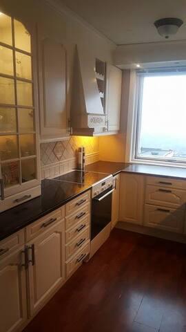 Ledig rom i leilighet - Bergen - Appartement
