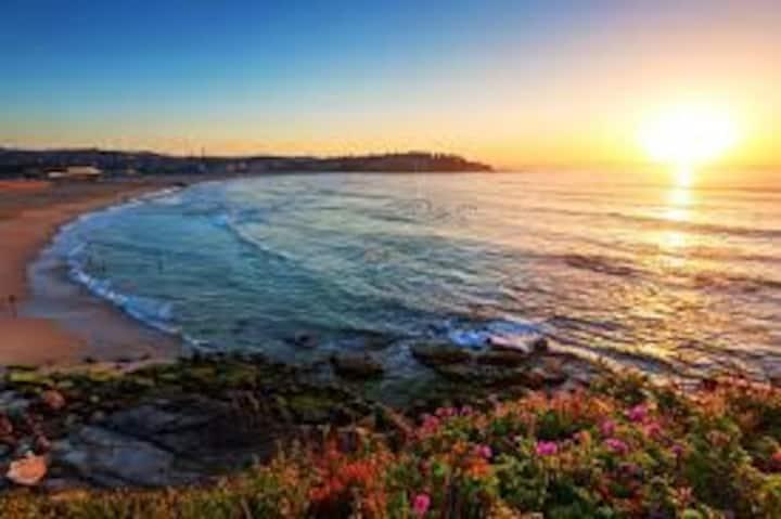 Bright and beautiful Bondi Beach stay