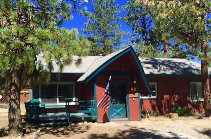 Woody's  Cabin - Big Bear Lake - Rumah
