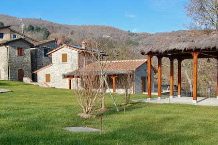 Lovely farm with private pool in Tuscany - Poppi - 独立屋