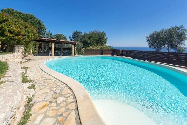 Villa del Mito - Blue Marine