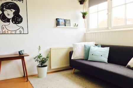 Spacious appartment with bathroom & kitchen - Eindhoven - Hus