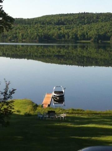 Chalet 4 saisons, Le joyau du Lac-Etchemin