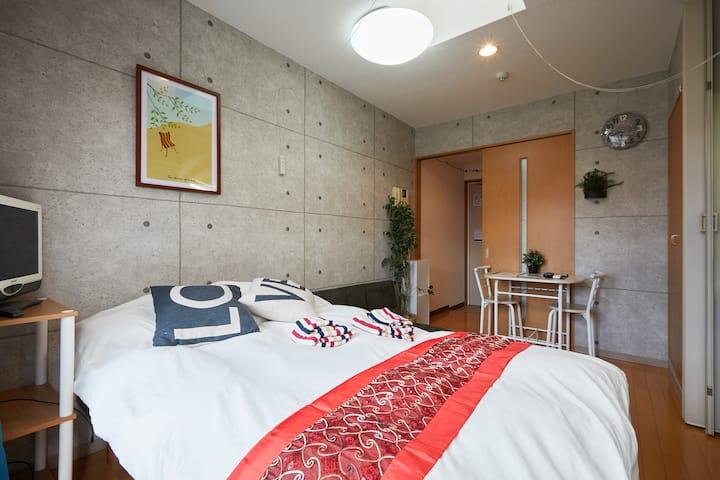 H104_【Reduction in Price】4min SHIBUYA/Cozy 三軒茶屋