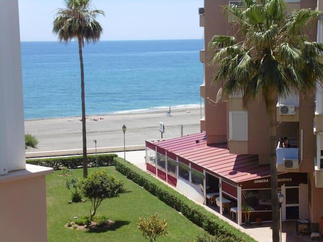Studio - Torrox Costa - 1. Strandreihe - Beach
