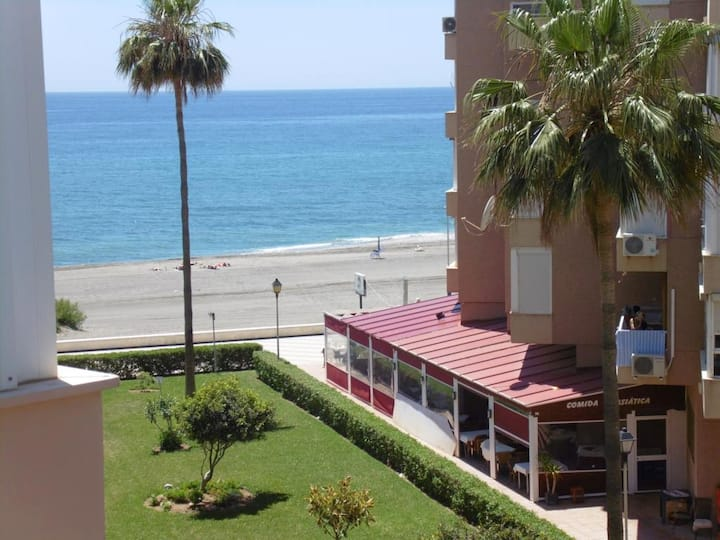 Studio - Torrox Costa - 1. Strandreihe - Beach