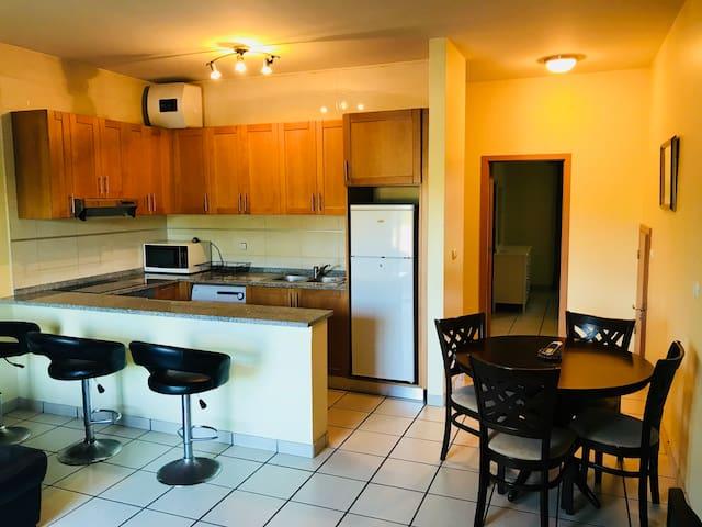 Private & Safe 2 Bedroom Apartment @Macuti