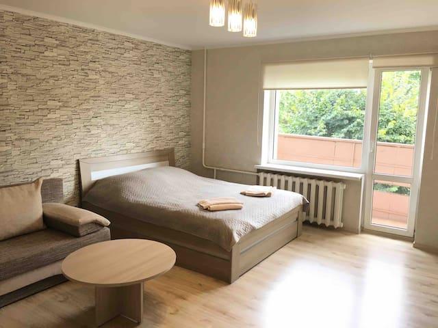 2-х комнатные апартаменты около музея Янтаря