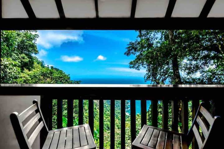 NORH DECK CABIN 2 - Sea View, Air/Con, Private