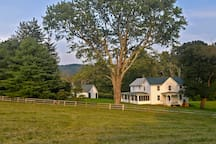 Walnut Run Farm - Private & Quiet - Sperryville
