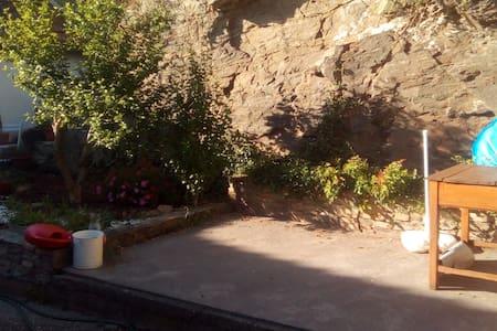 Naturpark Appartement in romantischer Lage