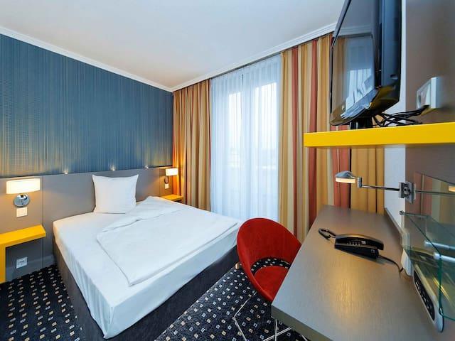 ibis Styles Stuttgart, (Stuttgart), Doppelzimmer All Comfort Plus