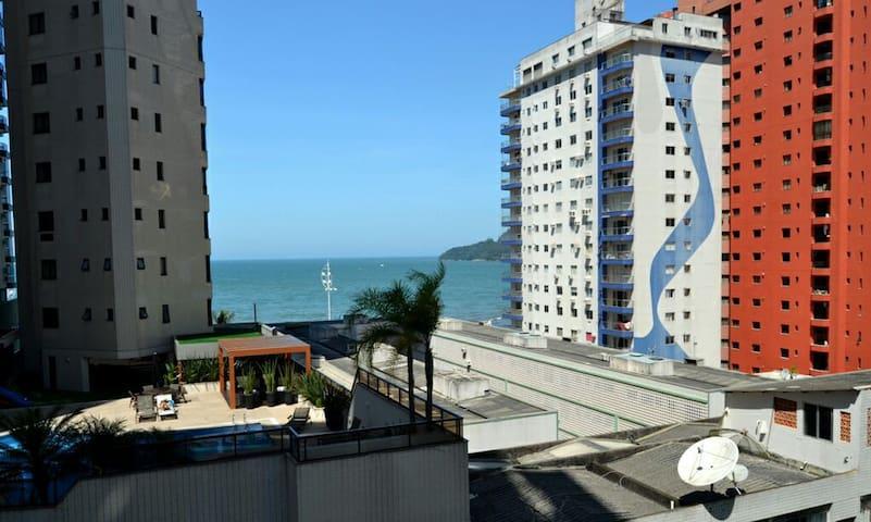 Apto 1 dorm em BC a 120m da praia - Balneário Camboriú - Appartement
