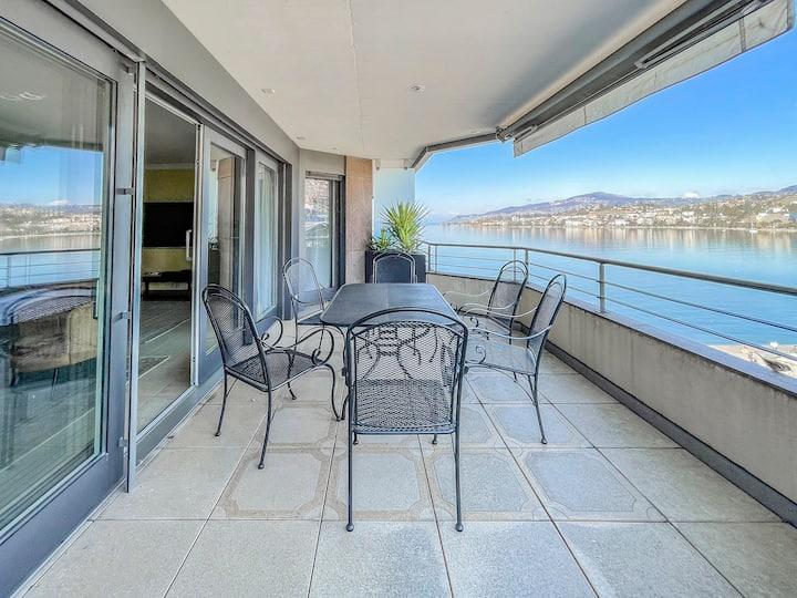 Forum Luxury Apartment Lake View