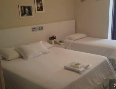 QUARTO DE HOTEL EM MARAU SINGLE- PARA 1 HÓSPEDE