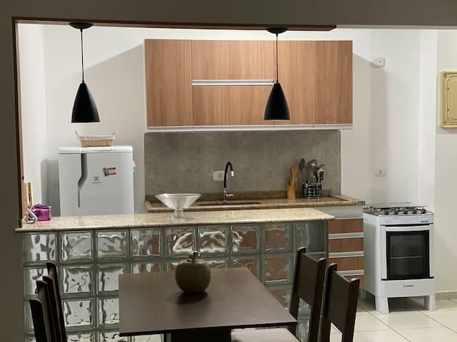 Apartamento Beira Mar - Praia de Aruan