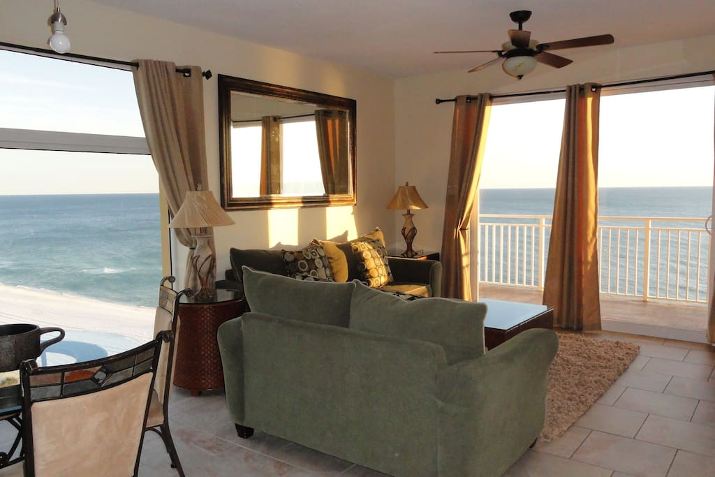 Sterling reef 3 bedroom 2 bath condo condominiums - Two bedroom condo panama city beach ...