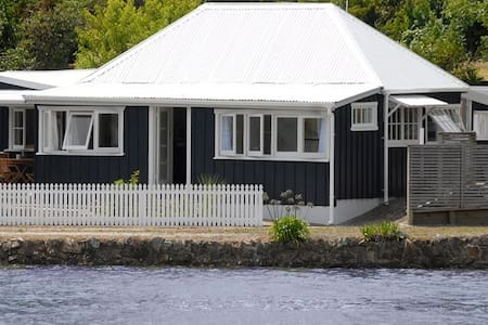 Mabel's 1860's Cottage - Mangonui - House