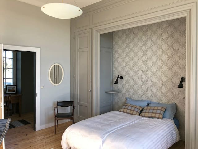 Bed and breakfast Swedish Grace Guestroom