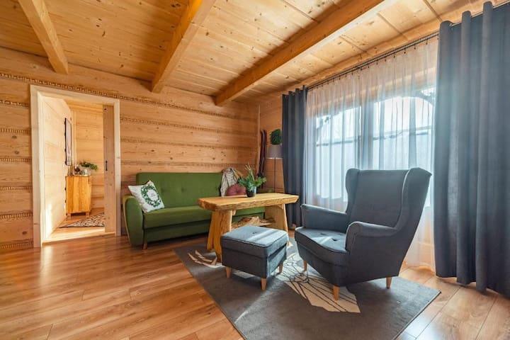Willa Olsza, Apartament Studio Zakopane