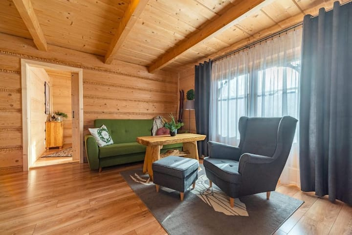 Willa Olsza, Apartament Studio Zakopane