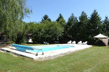 Gîte charmant avec piscine Montréal - 몽레알