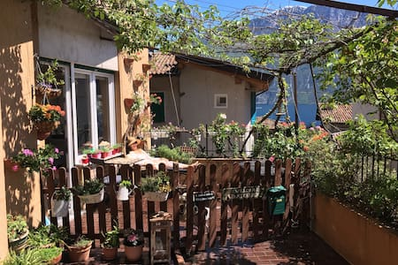 The Garden Suite of Casa Limone - Limone Sul Garda