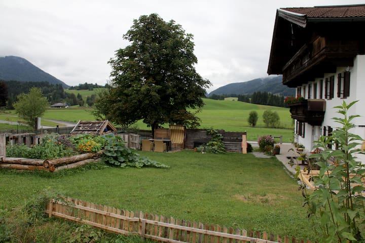 Wohnen am Bauernhof - Wohlfühloase für Zwei