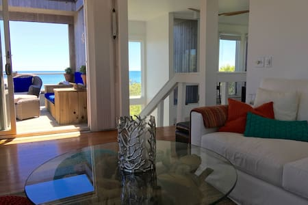 "Fire Island Pines Beach House - ""Treetops"" - Sayville"