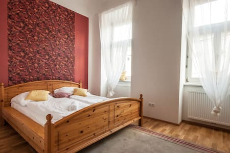 Charming Double Bedroom in a shared apartment - Vienna