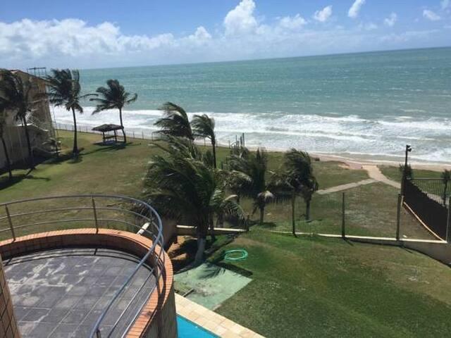 Apartamento à beira mar em Ponta Negra