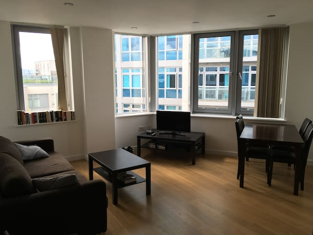 Nice and Comfy Room near Central London - London - Apartment