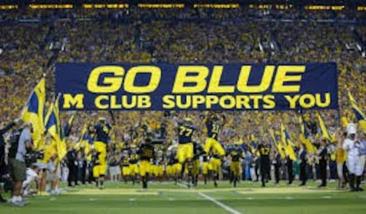 Ann Arbor Football & Graduation Weekend Home