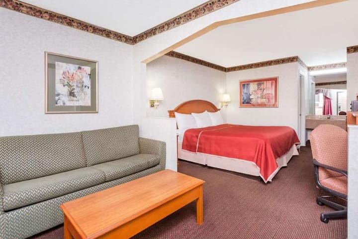 ☻☻☻ Incredible Room Double Bed Non Smoking At Downtown ☻☻☻