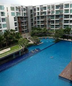 The Seacraze: cozy and chillaxing - Nong Khae - 公寓