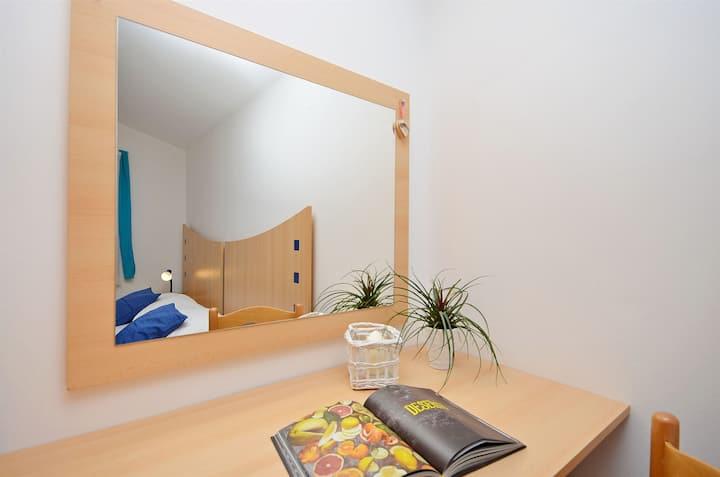 Appartement, Studio, à Tribunj, La terrasse
