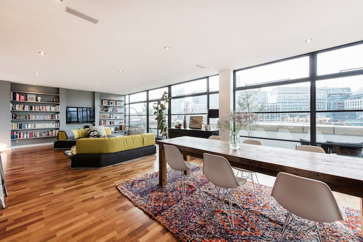 Unique penthouse duplex in BEST LOCATION