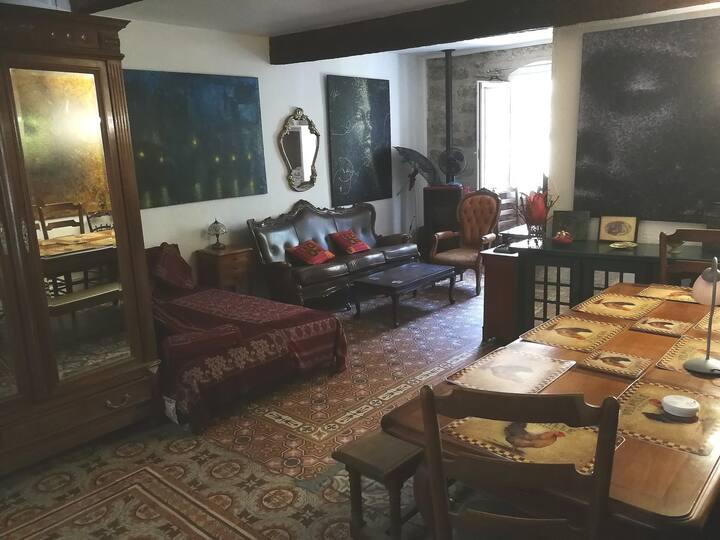 Chambre hôte coté Sud