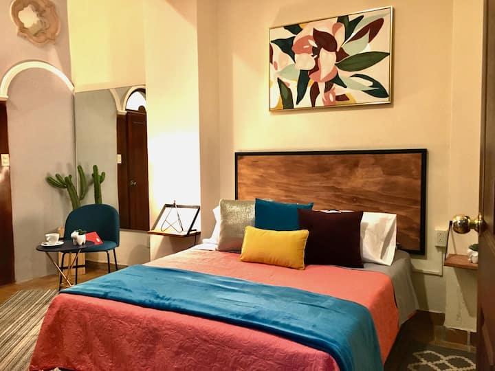 Casa Vivo/RELAX/ROMANCE/Centro Histórico/Friends