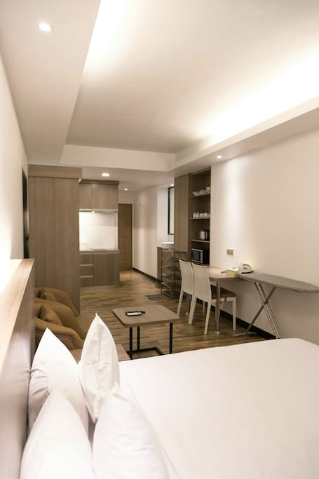 Premier Studio Apartment