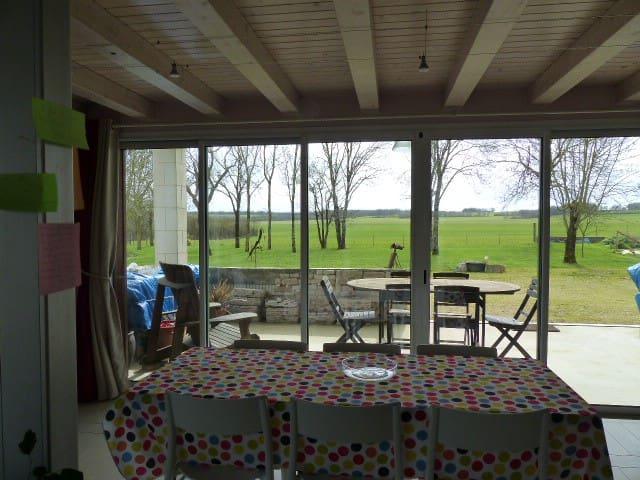 Maison individuelle avec confort - Marigny